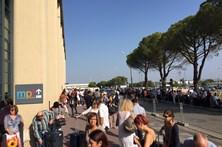 Aeroporto de Marselha evacuado