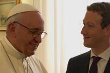 Dono do Facebook oferece drone ao Papa