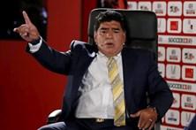 Maradona impedido de viajar