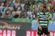 Sporting e Leicester chegam a acordo por Adrien