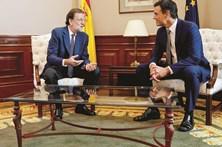 Sánchez recusa viabilizar Rajoy