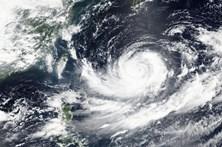 Japão prepara-se para a chegada do tufão Lionrock