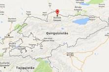 Carro explode na embaixada chinesa no Quirguistão