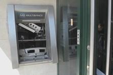 Explosão em assalto a multibanco em Leiria