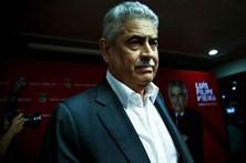 Luís Filipe Vieira leva processo disciplinar