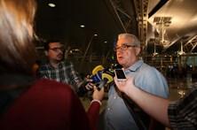Presidente do Arouca suspenso por 10 dias