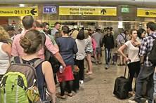 Greve deixou 5 mil passageiros em terra