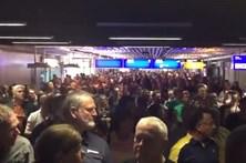 Aeroporto de Frankfurt evacuado