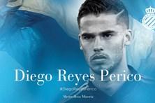 Diego Reyes emprestado ao Espanhol