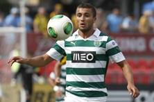 Sporting rescinde com Labyad