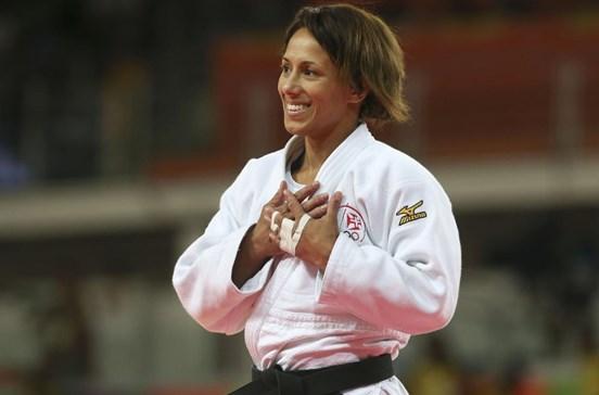Joana Ramos conquista medalha de bronze nos Europeus de Judo