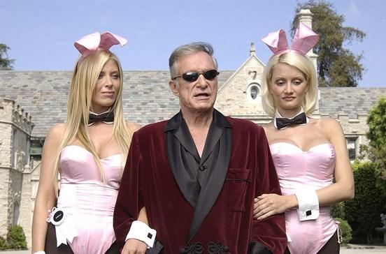 Mansão da Playboy vendida por 88 milhões de euros