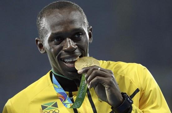 Bolt vence CR7 em Prémio Laureus