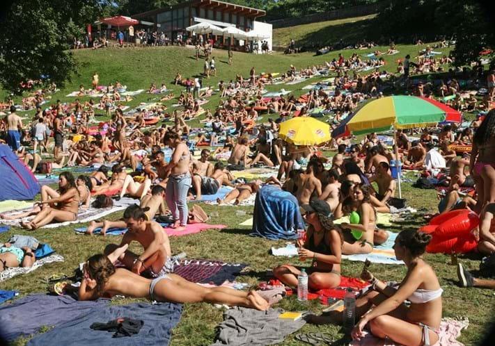 Milhares fazem a festa em paredes de coura cultura for Paredes de coura festival
