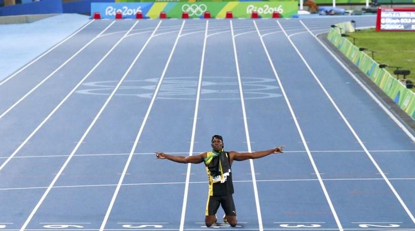 Usain Bolt entre os nomeados para atleta do ano pela IAAF