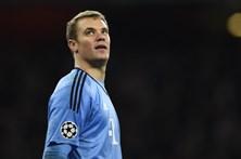Neuer sofre nova fratura e desfalca Bayern Munique até janeiro