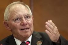 Schäuble: Portugal estava num bom caminho até entrar o novo Governo