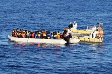 GNR resgatou 65 migrantes na Grécia
