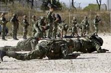 Último militar dos Comandos hospitalizado recebeu alta