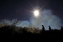 Sete concelhos em risco 'Máximo' de incêndio