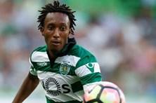 Gelson Martins orgulhoso com chamada à seleção