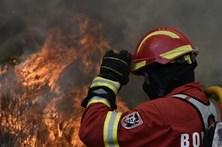 Fogo em Celorico da Beira continua ativo