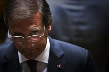 """Passos Coelho diz que Portugal está no """"radar do desinvestimento"""""""