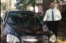 Motorista da Uber morto durante o trabalho