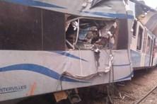 Choque de comboios provoca 1 morto