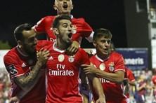 Benfica segura a liderança