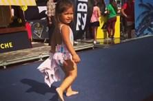 Filha de Carolina Patrocínio já desfila