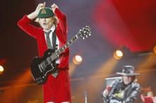 Só Angus Young pode decidir se os AC/DC vão acabar