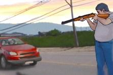 Assassinado a tiro em guerra de tráfico