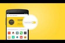 Aplicação prolonga bateria de Android