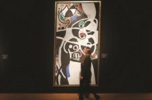 Miró chega a Serralves com futuro indefinido