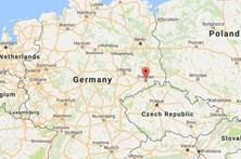 Duas bombas explodiram na Alemanha