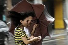 China e Taiwan em alerta com chegada do tufão Megi