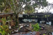 Incêndio na ilha de Guam mata cinco crianças