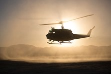 Helicóptero cai em Angola com seis pessoas a bordo