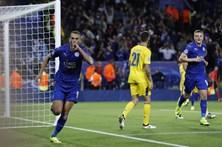 FC Porto derrotado pelo Leicester