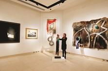 Miró chegou ao Porto em operação secreta
