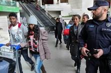 Portugal recebeu 1.400 refugiados da Grécia e de Itália