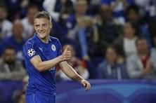 Jamie Vardy não dispensa vinho do Porto depois dos jogos