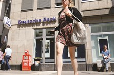 Banco alemão tem resgate preparado