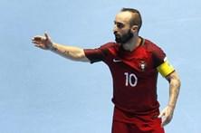 Portugal falha final do Mundial de futsal