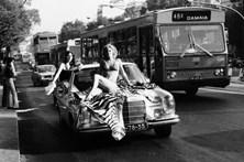 Meninas do 'Crazy Horse' trouxeram erotismo a Lisboa
