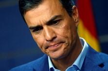 Pedro Sánchez propõe avanço de congresso do PSOE