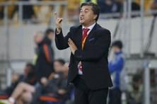 Sporting de Braga perde com o Shakhtar