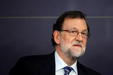 Rajoy e líder catalão encontram-se no Porto