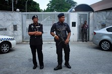 Ameaça de bomba na Bolsa da Malásia